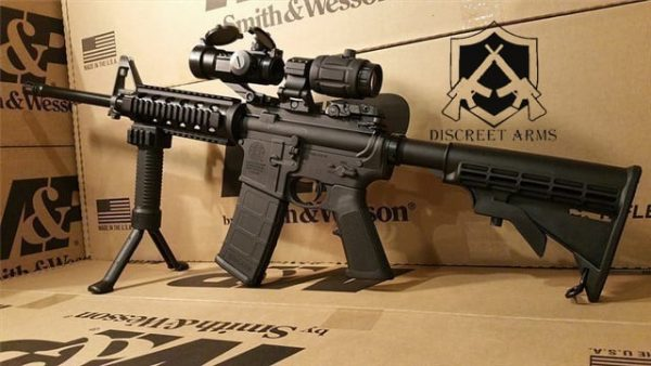 AR 15 TACTICAL PACKAGE