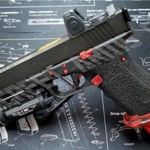 Glock 17 Gen 4 - 9mm