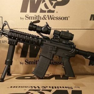 Smith & Wesson ar 15