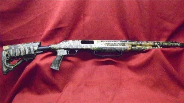 Mossberg 500 Tactical