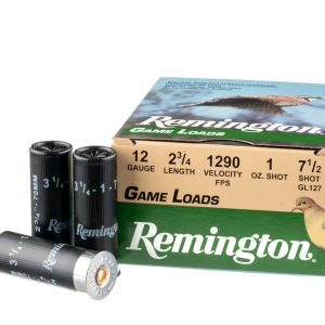12ga Ammo by Remington