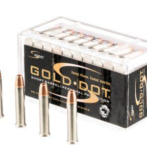 .22 WMR Ammo by Speer GoldDot