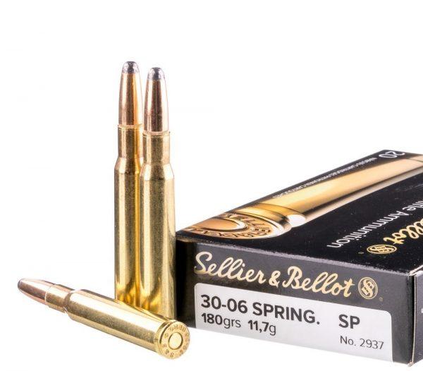 30-06 Springfield Ammo