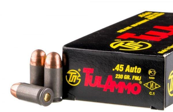 .45 ACP Ammo