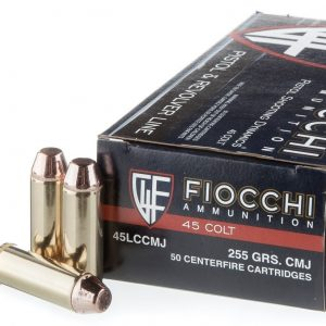 .45 Long-Colt Ammo by Fiocchi