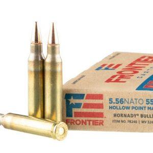 5.56x45 Ammo