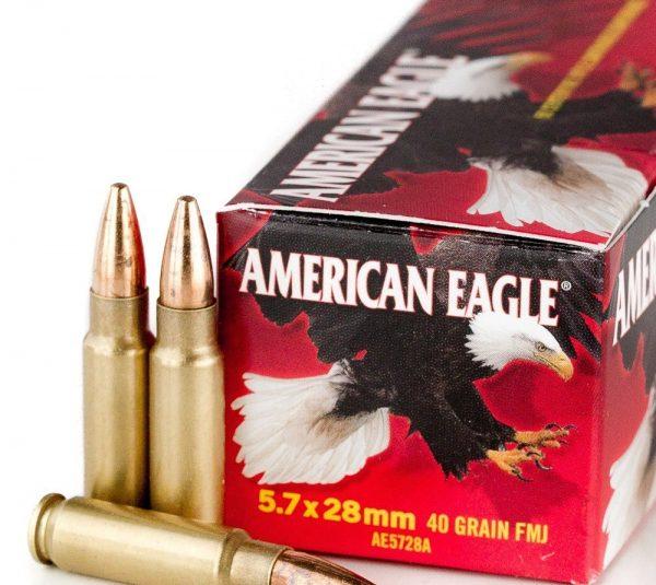 5.7x28 mm Ammo