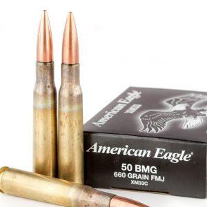 .50 BMG Ammo