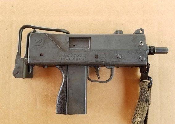 MAC 10 9mm